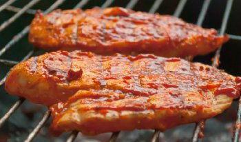 Grillierte Hühnerbrüste by Jamie Oliver