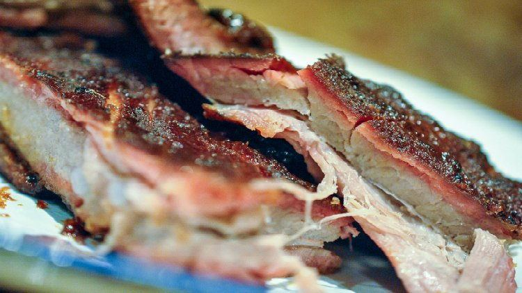 spare ribs vom schwein